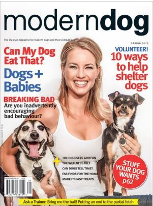 Modern Dog Spring 2013 (fefature)