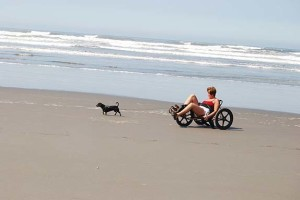 Dog-Friendly Seaside, Oregon