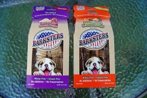 Barkster's Holistic Dog Treats Review