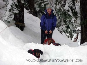 Snowshoeing with Your Small Dog 101 Part II – What You Should Wear