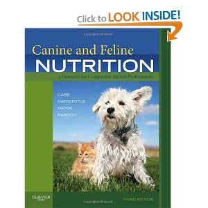 Canine Nutrition Book