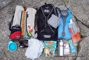 Where to Get What's Inside My Hiking Backpack and Winner