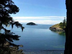 Deception Pass State Park View
