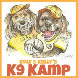 The October K9 Kamp is Now in Session!