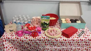 Valentines Party Table