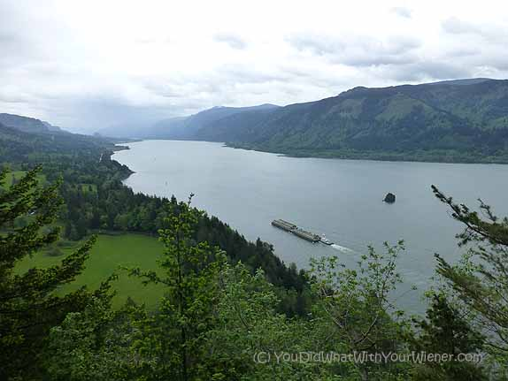 Cape Horn Viewpoint, Columbia George, Washington