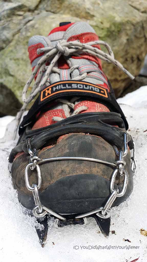 Hillsound Trail Crampons 2