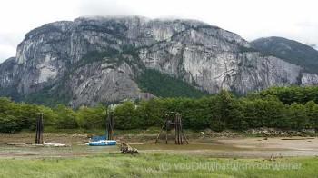 Stawamus Chief Squamish British Columbia