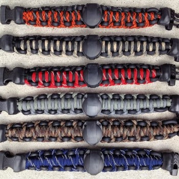 The Wazoo Survival Gear Adventure Bracelet Review