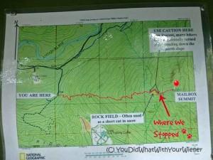 Mailbox Peak Trail Elevation