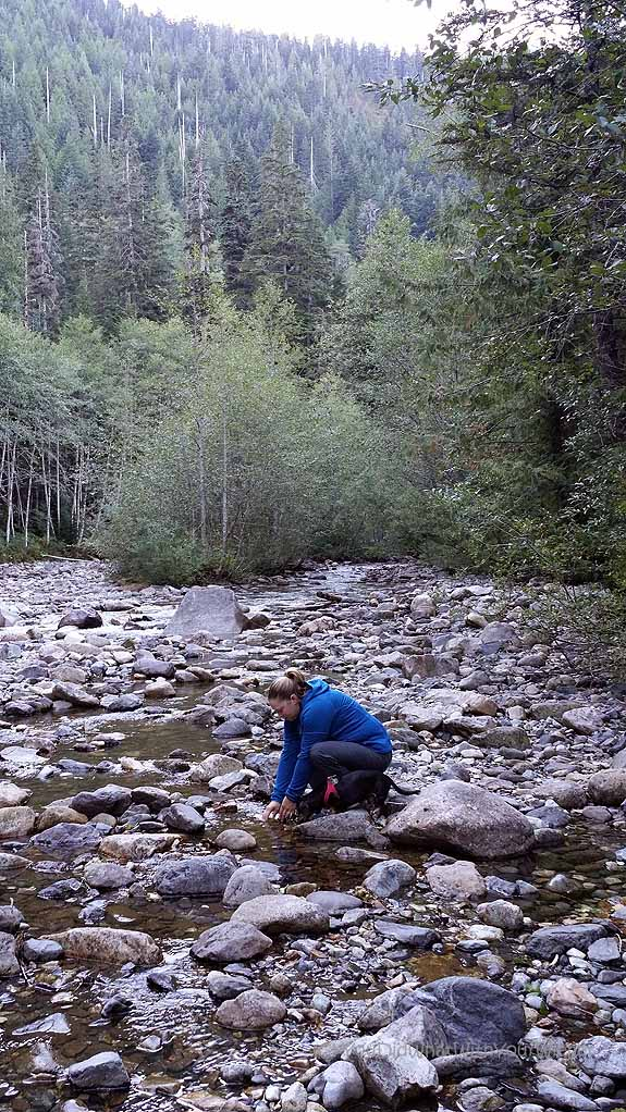 Camping Trip - Denny Creek