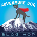 Adventure Dog Hop Badge