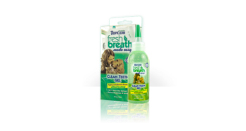 how to clean dog teeth without brushing
