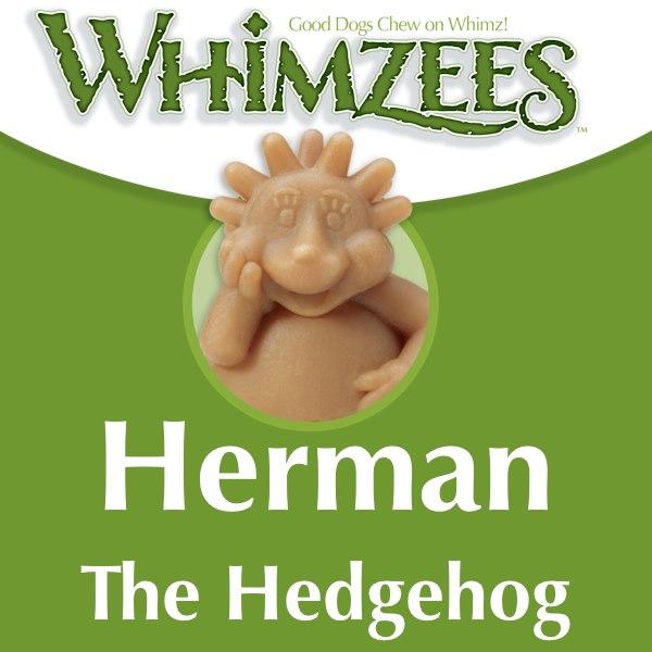 WHIMZEES Herman the Hedgehog