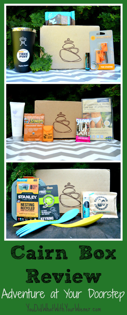 Cairn Box Review Pinterest