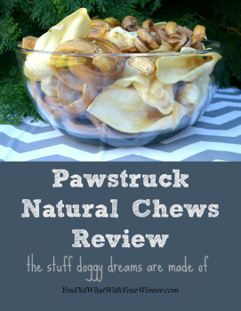Pawstruck Natural Chews Review 2
