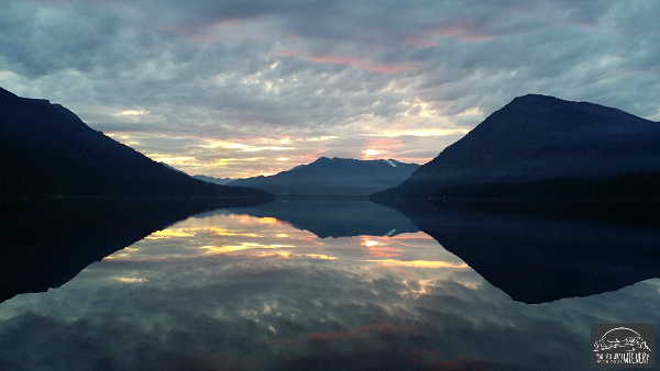 Lake Wenatchee Sunset