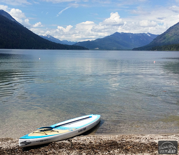 Lake Wenatchee Paddleboard