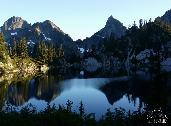 Gem Lake, Cascades, Snoqualmie Pass