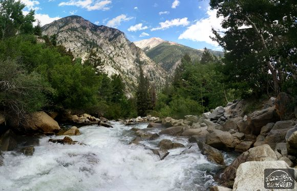 Colorado - Chalk Creek