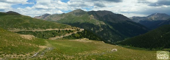 Top of the Rockies National Scenic Byway, CO