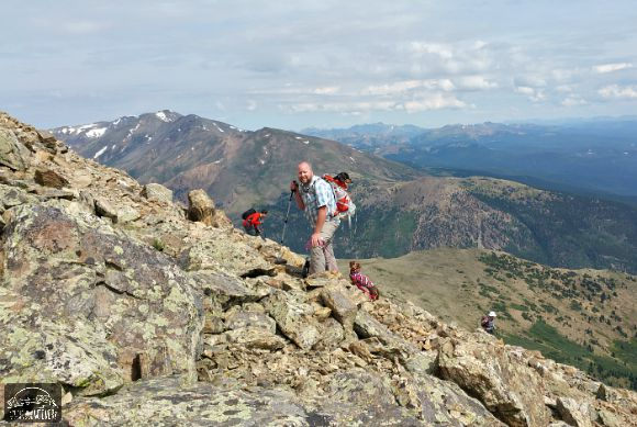 Colorado - Mt. Elbert Climb