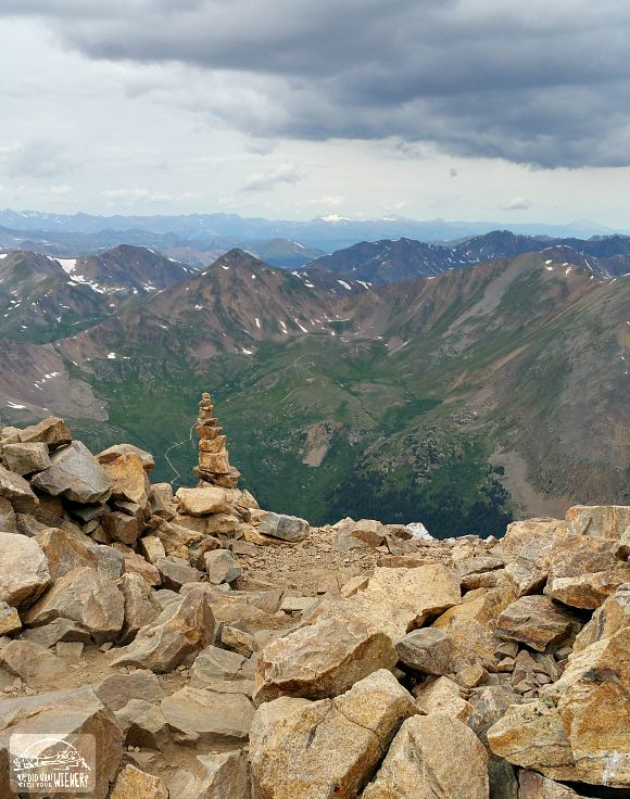Colorado - Mt. Elbert Summit