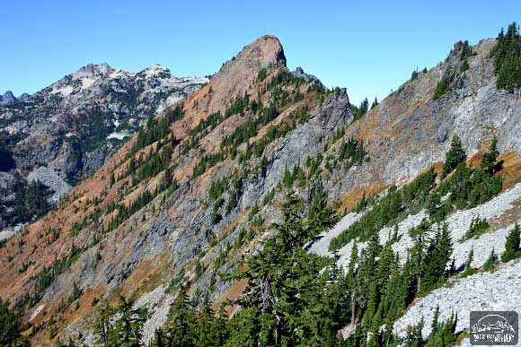 Red Mountain - Pacific Crest Trail