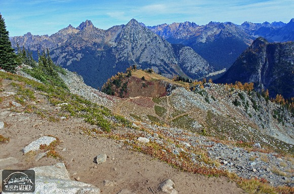 Heather-Maple Pass Trail