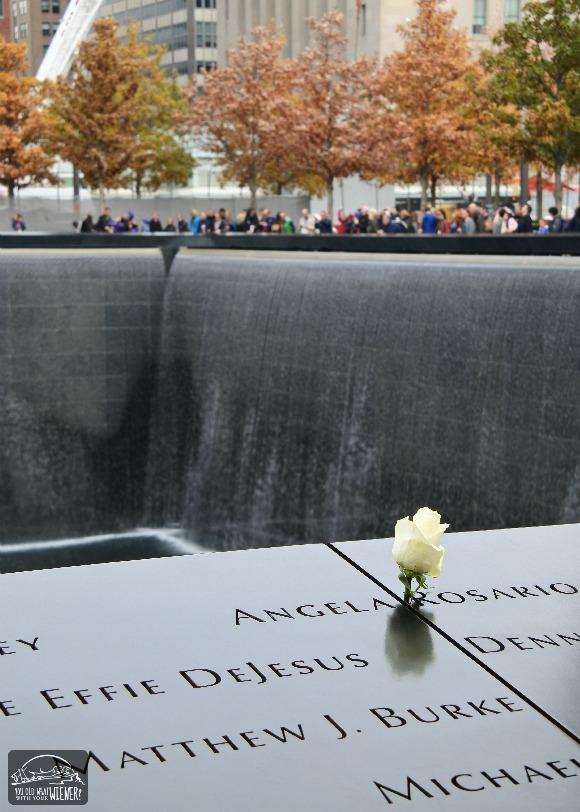 NYC - 911 Memorial