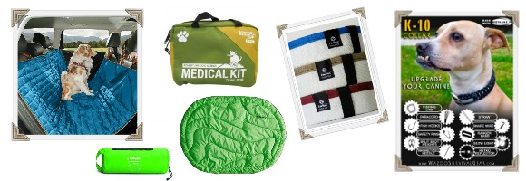 Gift guide - Adventure Dog