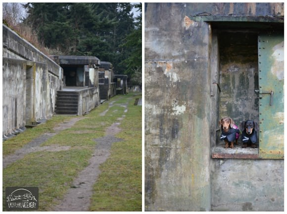 Port Townsend - Ft. Warden Bunkers