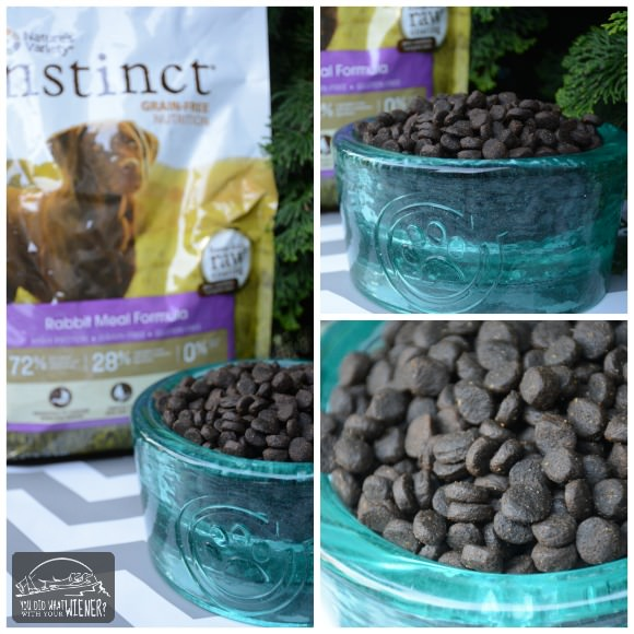 Nature's Variety Instinct Grain Free Kibble for Dogs