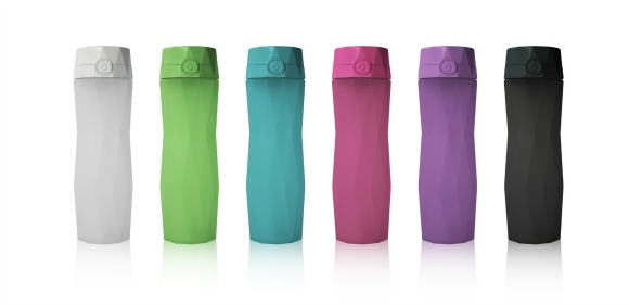 The Hidrate Spark Smart Water Bottle Comes in Six Colors