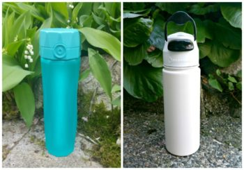 Drink More With Smart Water Bottles: HidrateSpark vs. MyHydrate