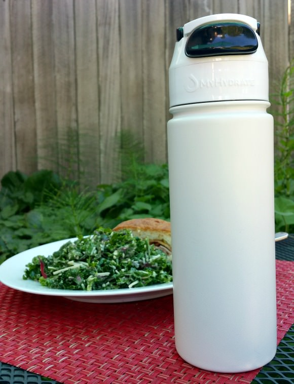 MyHydrate High-Tech Water Bottle