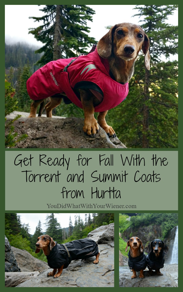 Review of the Torrent Raincoat and Summit Parka from Hurtta