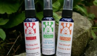 Natural Paws for Dogs
