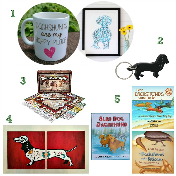 Best Gifts for Dachshund lovers