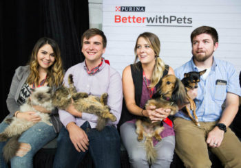 Instagram stars at the Purina Better with Pet Summit