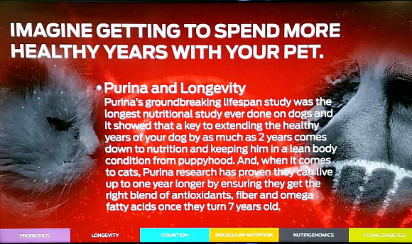 Imagine if your pet could live two more years
