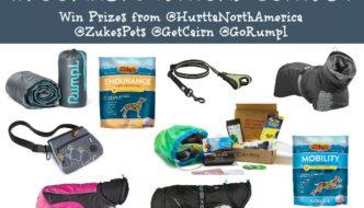 #WoofingAdventure Contest: Win Stuff for Your Next Adventure