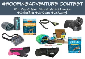 #WoofingAdventure Contest: Win Stuff for Your Next Adventure