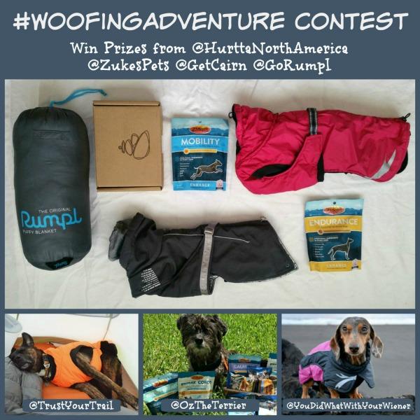 2017 #WoofingAdventure Instagram Contest