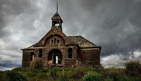 Dog Friendly Ghost Town in Washington - Govan