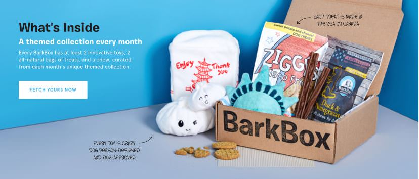 Get Your BarkBox Now
