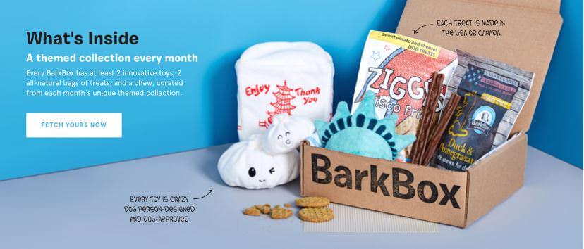 Get Your BarkBox Now