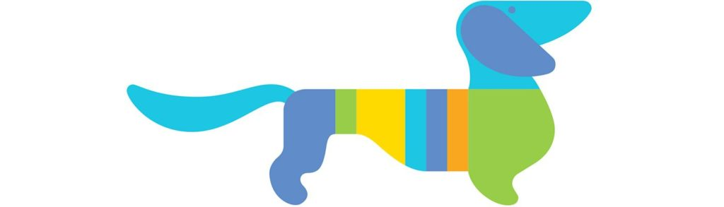 Waldi the Dachshund, the first official mascot in the history of the Olympic Summer Games