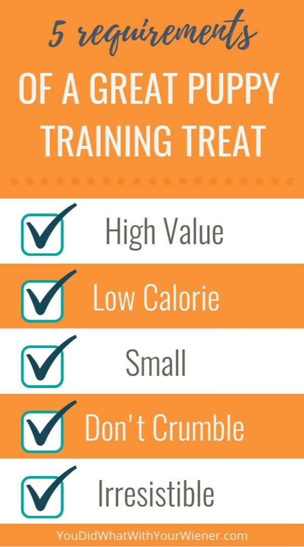 The Best Dog Training Treats Meet These Criteria