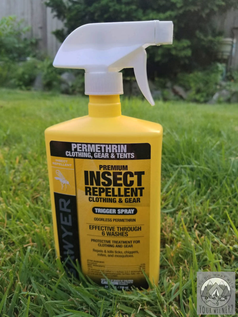 Sawyer Permethrin Insect Repellent for Clothes